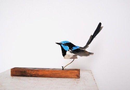 a paper bird#Diana Beltran