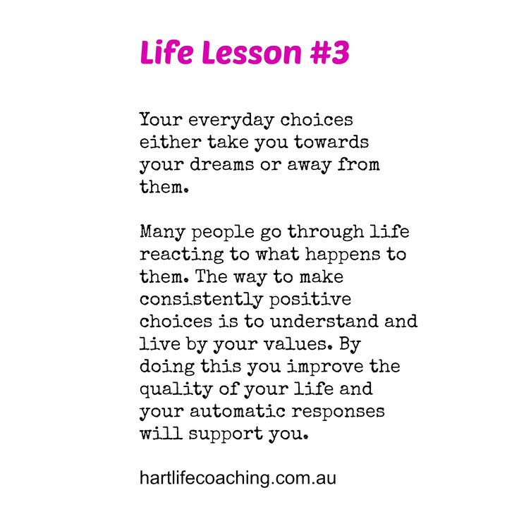 best anne hartley quotes images life coaching  your everyday choices either take you towards your dreams or away from them