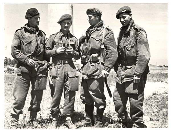 Image result for british paratroopers ww2