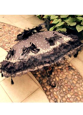 Lace Victorian Parasol and Umbrellas for Sale