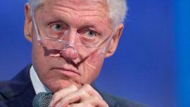"""Bill Clinton should have resigned after Lewinsky affair, New York Democrat says   Fox News. ~~Ya Think! A president predictor using his power to abuse a 20 year old intern in Our Oval Office. Then went on tv and lied to all Americans. Then he and Hillary (the enabler) became the heroes of the Democratic Party. Still were until she was """"deleted """" from politics by President Trump and took bill with her. LOVE KARMA‼️"""