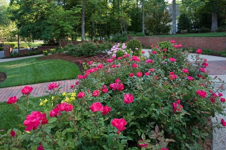 32 Best Picket Fence Landscaping Images On Pinterest