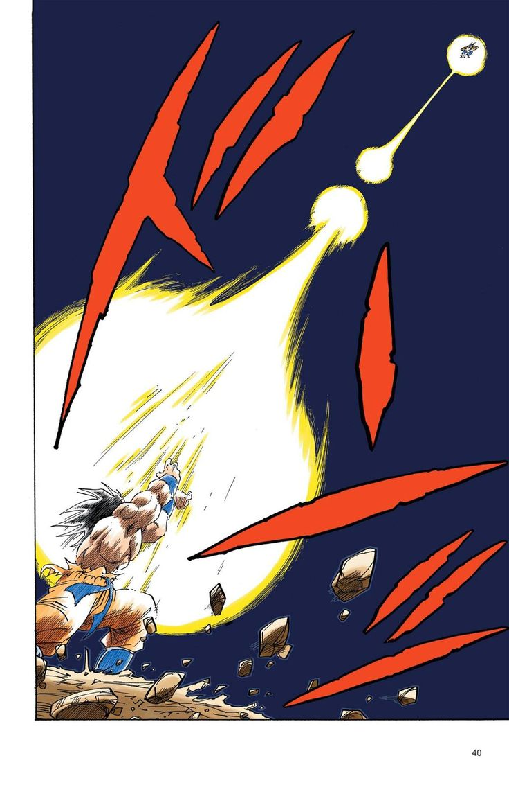 Read Dragon Ball Full Color - Saiyan Arc Chapter 34 Page 2 Online For Free