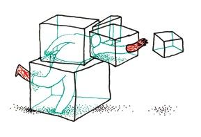sketches by Daan Botlek, via Behance