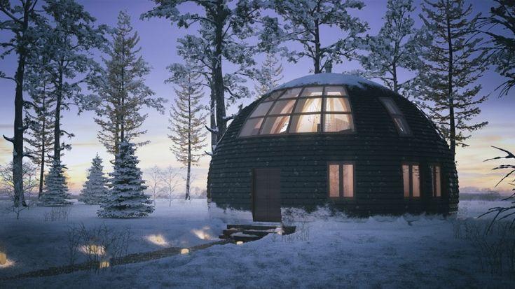 Этот дом стоит дешевле, чем однокомнатная квартира вМоскве