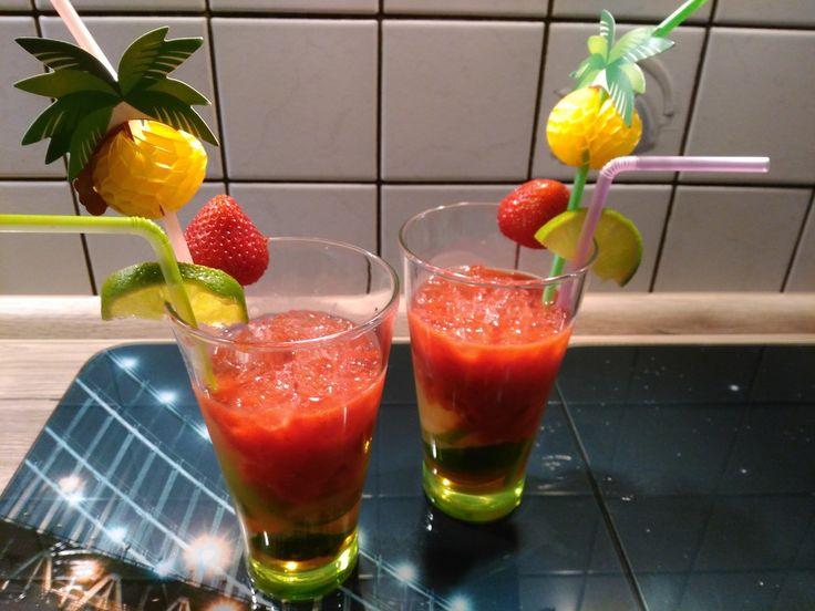 Erdbeer - Caipirinha, ein beliebtes Rezept aus der Kategorie Cocktail. Bewertungen: 18. Durchschnitt: Ø 4,5.