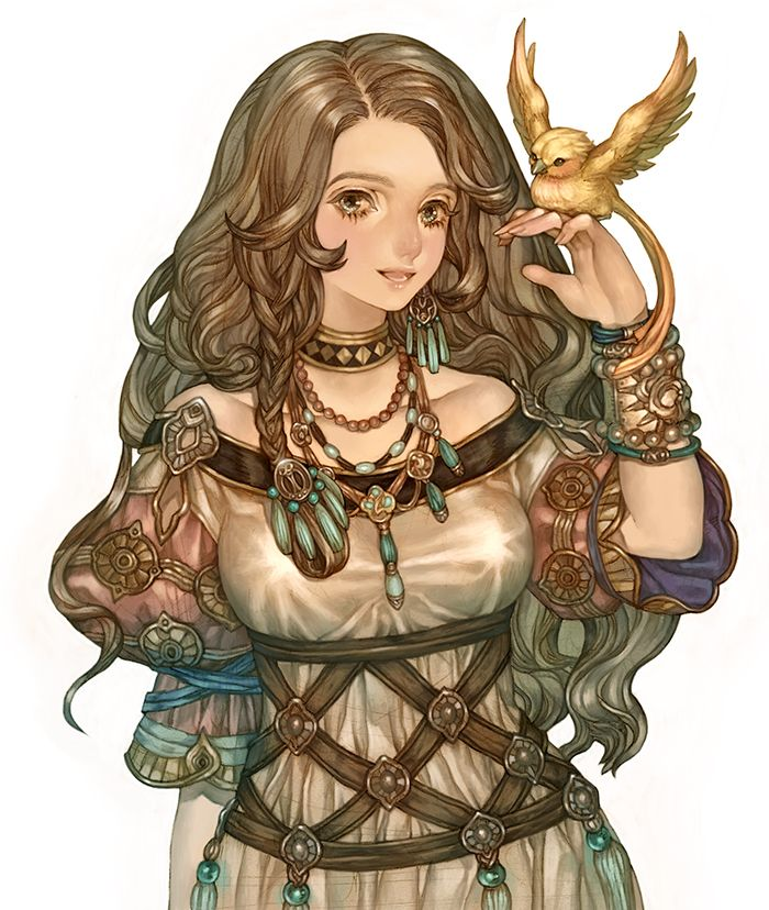 Art & Illustration by MAGGI https://twitter.com/8888MAGGI8888 Tree of Savior