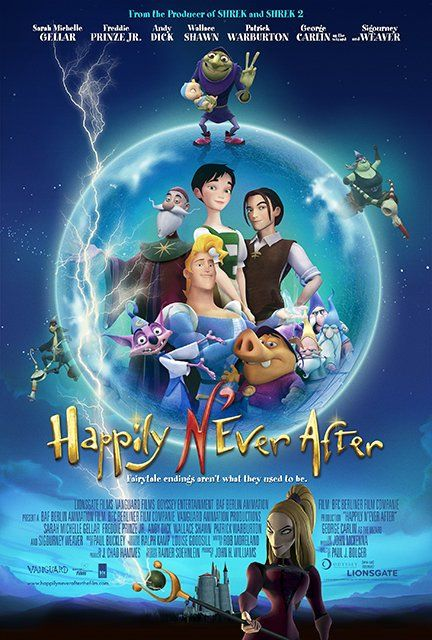 Happily N'Ever After 2006