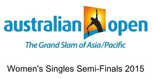 The final 4 of 2015 Australian Open women's singles are now finalized. Sharapova to face Makarova and Madison to play Serena in the semi-finals of Aus Open.