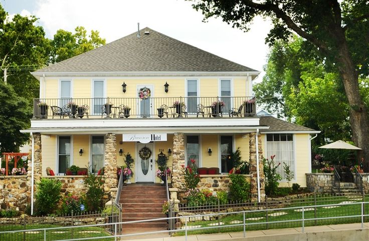 The Branson Hotel in Branson, Missouri | B&B Great place to stay!