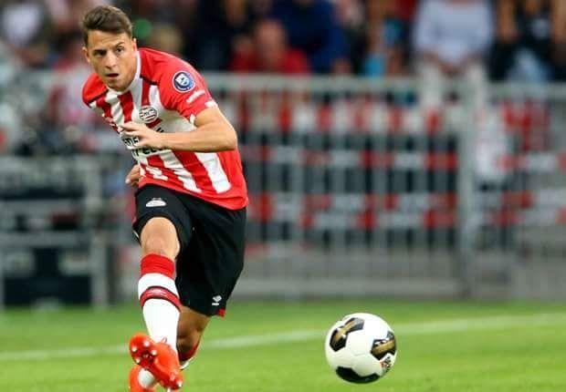 Santiago Arias podría salir del PSV