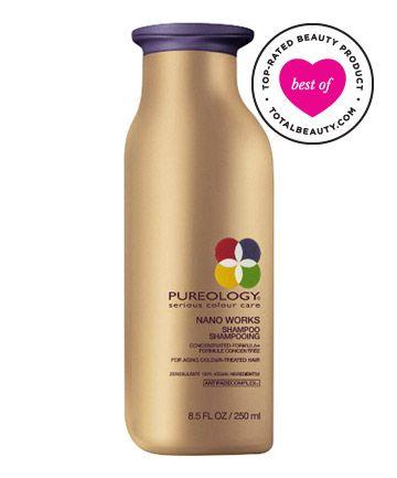 No. 6: Pureology Nanoworks Shampoo, $50