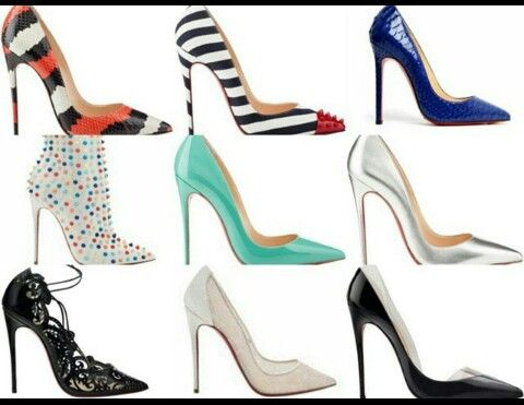 Designer Heels