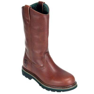 John deere boots women s steel toe cowboy work boots jd3393 in Women Steel Toe Boots