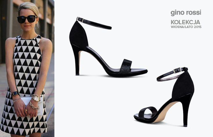 Klasyczne sandałki marki GINO ROSSI. Wysmuklają nogi, dodają 9 centymetrów, a przede wszystkim to zakup na lata!