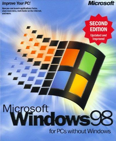 Windows 98 ISO  Windows 98 is an operating system created by Microsoft in the year 1998. It is the second main and notable release in the Windows 9X family. 9x family is a term that is used for the operating system released during the year 1995 and 2000. This operating system was released after Windows 95. It has got MS Dos based booting stage. Though Windows 98 is a very old operating system but it can still be used due to its ease of use and robustness. You can also download Windows 95 OS…