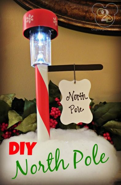 Diy North Pole Fake Snow Popsicles And The Dollar Store