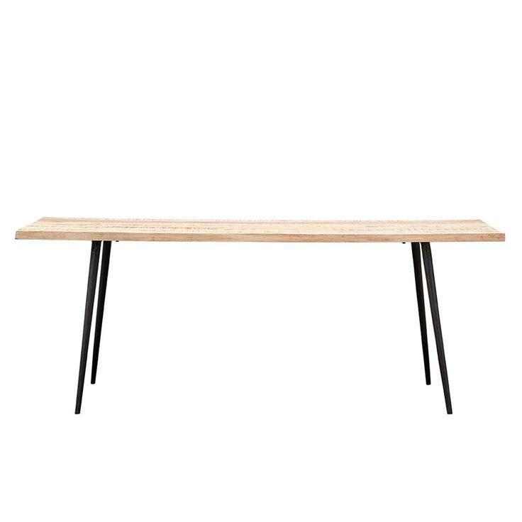 Club spisebord, lyst tre i gruppen Møbler / Bord / Spisebord hos ROOM21.no (1023970)