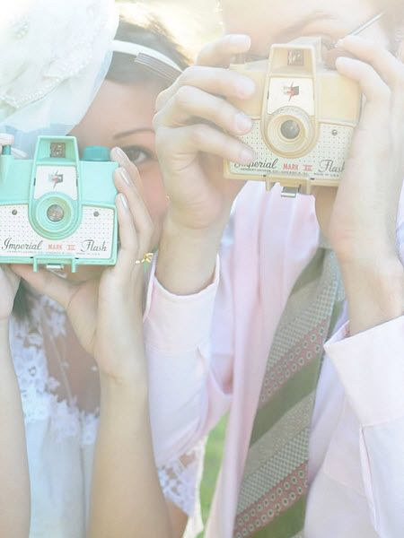 dear future husband,  be prepared to take cute pictures like this.  sincerely,  you're camera-loving wife.