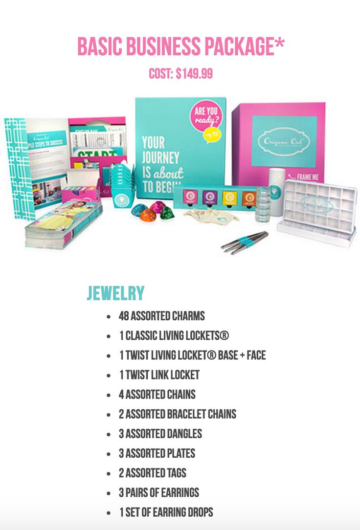 Origami Owl Basic #Business Package $149.99. Contact me for more information Breanna Johnson on FB www.facebook.com/locketsbybre #OrigamiOwl #DirectSales #locketsbybre #joinmyteam