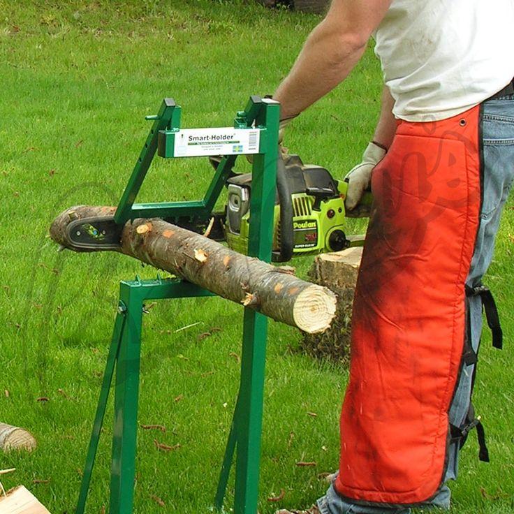 Smart-Holder Firewood Holder