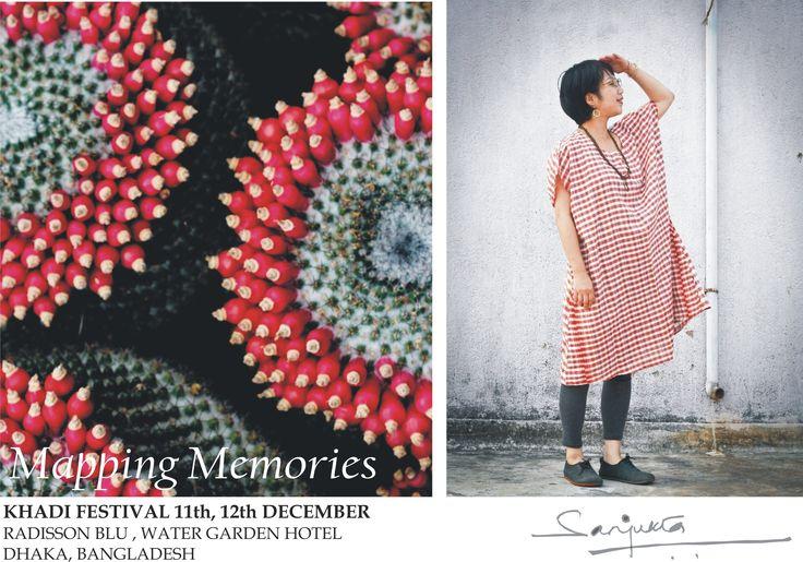 #EXHIBITIONS #india #fashion #khadi #sanjukta #bangladesh # fdcb #handwoven # gamchha #tunic #photography