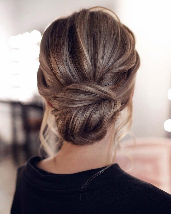 26 Gorgeous Updo Wedding Hairstyles From Tonyastylist Page 2 Of 2 Oh Best Day Ever In 2020 Long Hair Styles Hair Styles Medium Hair Styles