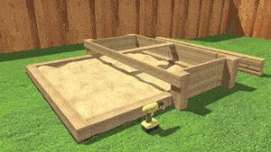 How to Build a Sandbox (with Pictures) - wikiHow