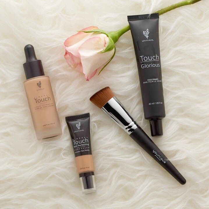 Be #filterfree with our Flawless Four! In the month of April you can get all four products for just $99 USD! Double-tap if you love the #FlawlessFour!  #Younique