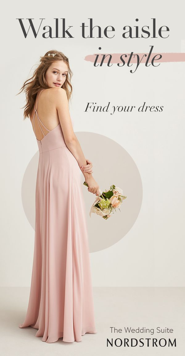 You've never been happier to stand by her side. Find the dress that perfectly fits with her color palette – from Lulus, Show Me Your Mumu, WAYF and more. Shop bridesmaid dresses at the Nordstrom Wedding Suite.