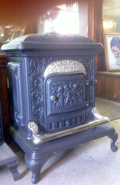 17 Best Images About Wood Stoves On Pinterest Antiques