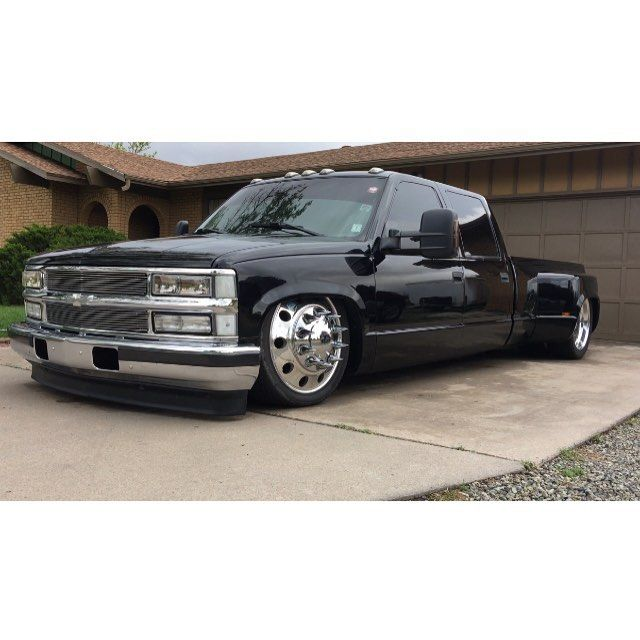 1997 Chevrolet 3500 Extended Cab Transmission: #baggeddually @duallykings