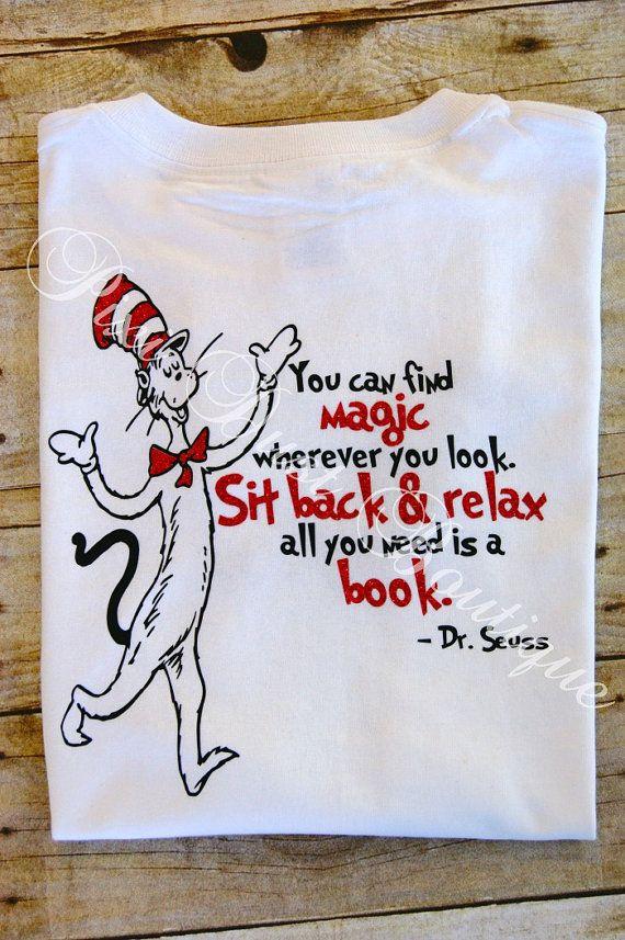 Dr. Seuss, Dr. Seuss Shirt, Dr. Seuss Tshirt, Dr. Seuss T-shirt, Boys Shirt, Girls Shirt, Adult shirt, Womens Shirt, Mens Shirt