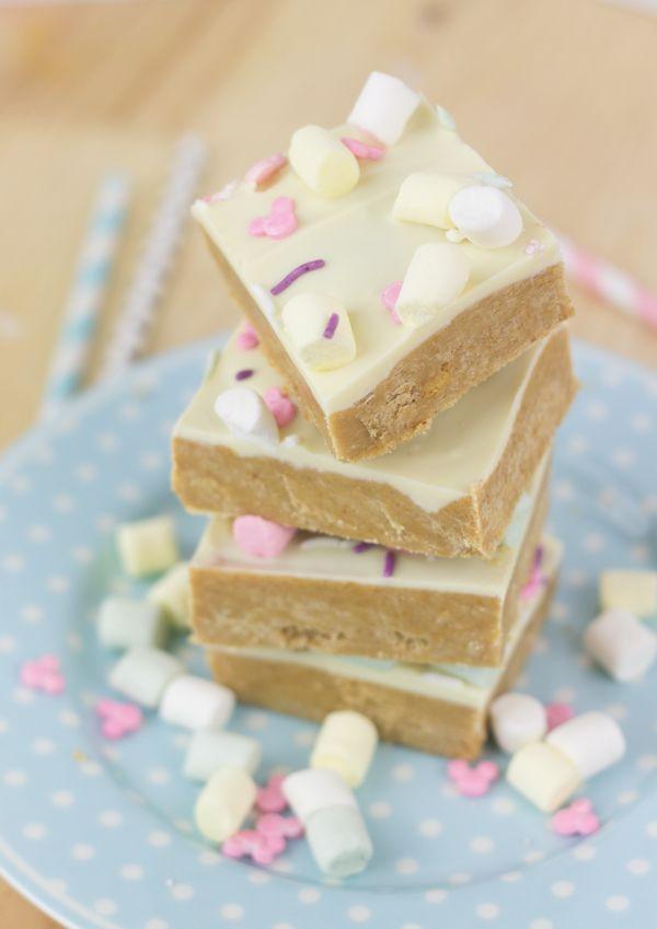 Barritas de chocolate blanco sin horno y sorteo - Objetivo cupcake perfecto blog ...