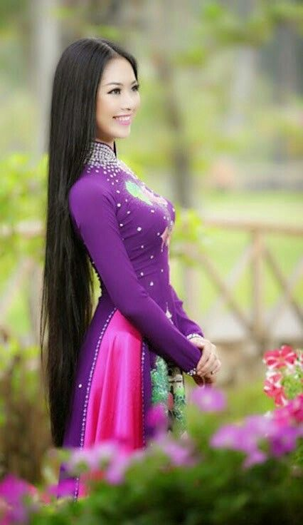 17 Best images about Ao Dai {Vietnam} on Pinterest ...