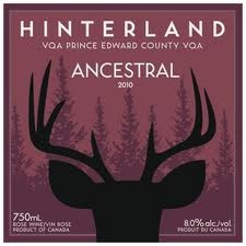 Hinterland sparkling - soooooo good