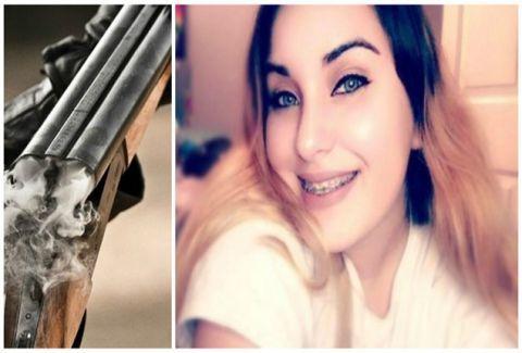 Φρίκη: Μαθήτρια αυτοκτόνησε με καραμπίνα μπροστά στην οικογένειά της! (photos)