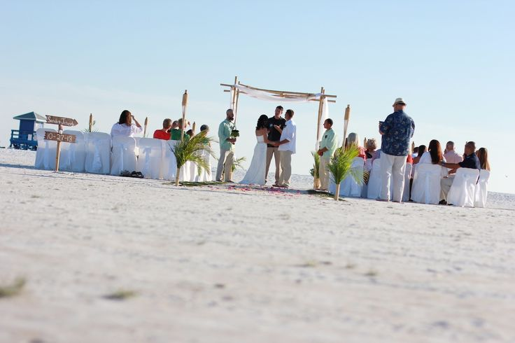Forever Yours Set By Florida Sun Weddings, Siesta Key