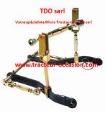 Kit Relevage 3 Points Micro Tracteur