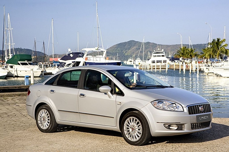 Fiat Linea w Brazylii