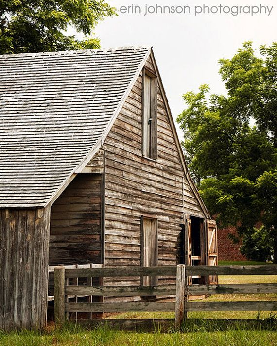 Barn no 1  Fine Art Photography - brown wood rustic country farm wall art home decor photograph