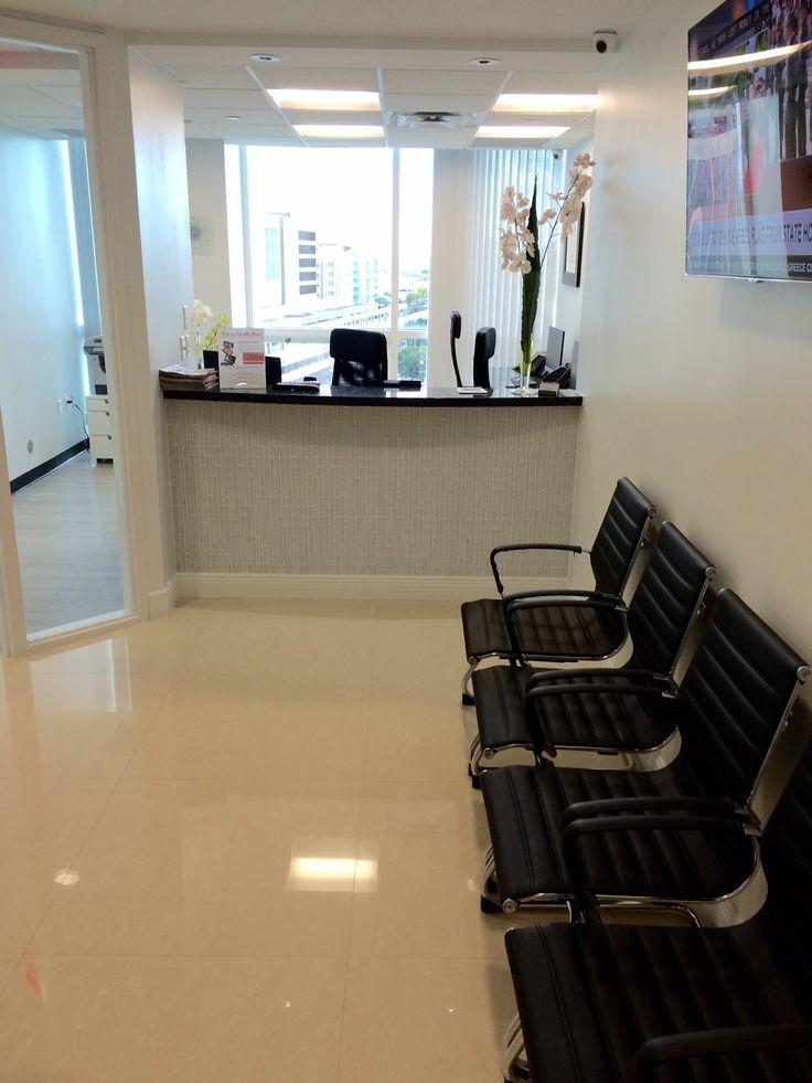 Waiting Room Dental Office Design Pinterest