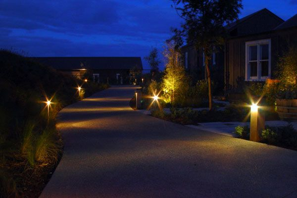 Driveway Lighting Lighting Solutions Pinterest