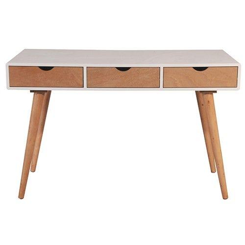 Johanne Scandinavian Style Office Desk - Furniture Online