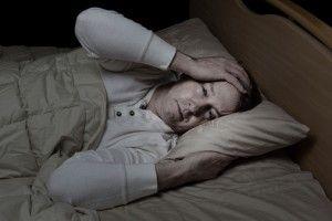 Sleep hyperhidrosis night sweats