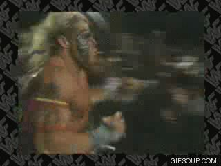 ultimate warrior gif - Google Search