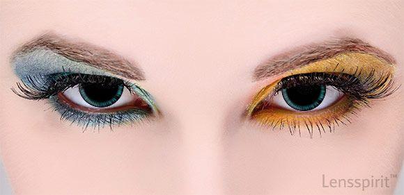 Farbige Kontaktlinsen für den perfekten Manga-Look: Images Big Eyes #Manga #Anime #BigEyes #Kontaktlinsen