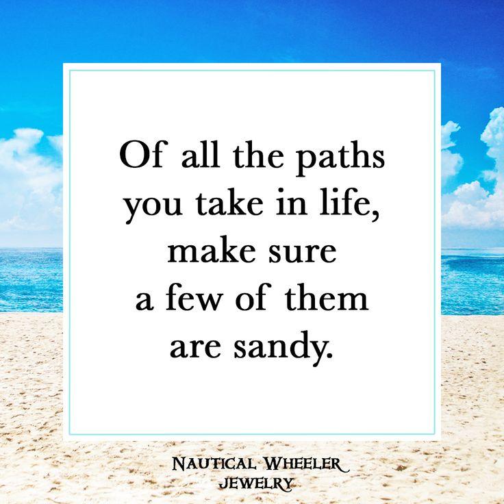 beach life quote