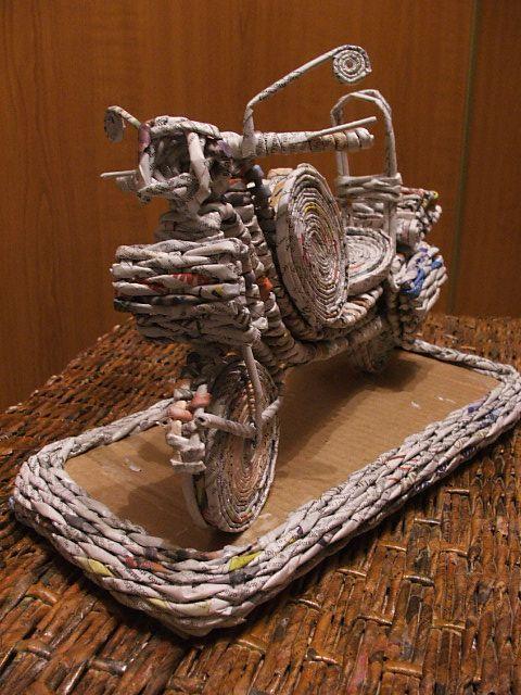 ДОКУМЕНТ плетеная - плетеная бумаги в Бяла-Подляска