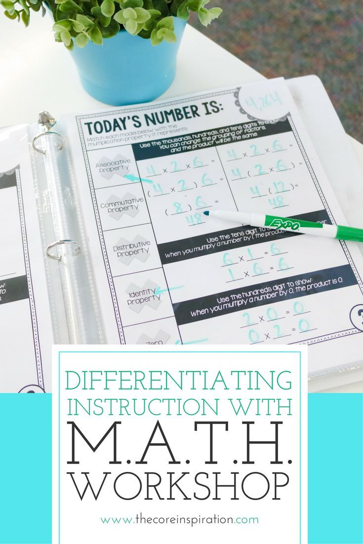 Trying to figure out a way to incorporate project based learning (PBL), task cards, games, and routine practice into your math block? This teacher has figured out a way to make all this happen without chaos. Check out this approach to personalized & self